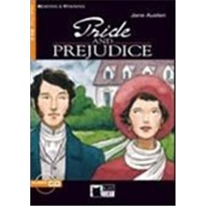 PRIDE AND PREJUDICE + CD
