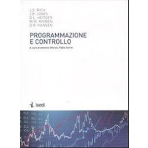 9802584 - PROGRAMMAZIONE E CONTROLLO