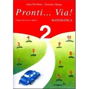 49081 - PRONTI... VIA!  VOL.  2  MATEMATICA