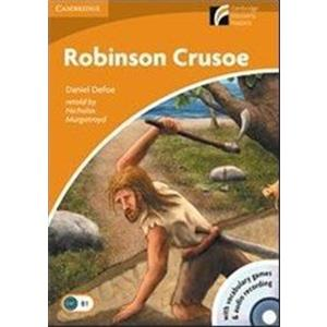 ROBINSON CRUSOE + AUDIO CD ROM