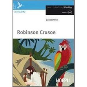 ROBINSON CRUSOE + CD AUDIO