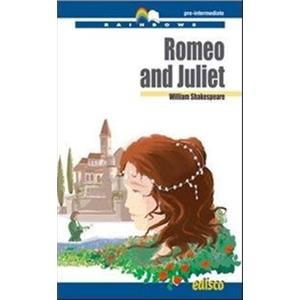 ROMEO AND JULIET     LIBRO + CD