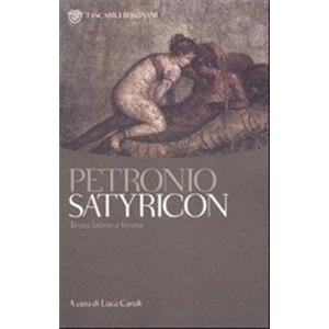 9793208 - SATYRICON. COLLANA: TASCABILI NARRATIVA
