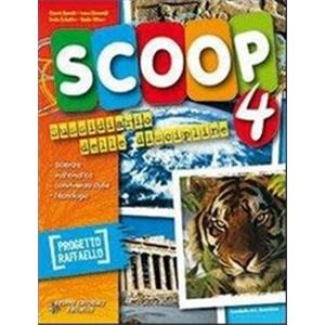 47722 - SCOOP 4 AREA SCIENTIFICA PACK
