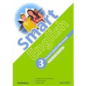 SMART ENGLISH VOL. 3 - MULTIPACK+ESPANSIONE ONLINE: SB & WB+CULTURE BOOK+CD+CDROM