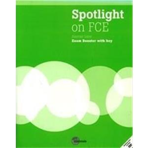 51191 - SPOTLIGHT ON FCE  EXAM BOOSTER WITH KEY +DVD