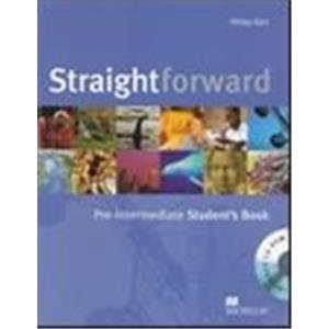 STRAIGHTFORWARD - PRE-INTERMEDIATE - PACK