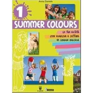 SUMMER COLOURS - VOL. 1 + CD