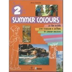 SUMMER COLOURS - VOL. 2 + CD