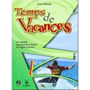 TEMPS DE VACANCES - VOL. 1 + CD