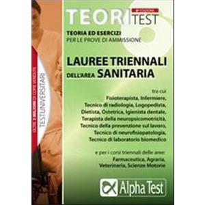 69308 - TEORITEST 6 - LAUREE TRIENNIALI DELL'AREA SANITARIA