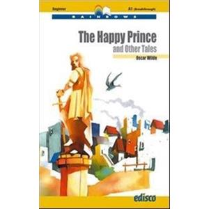 9802625 - THE HAPPY PRINCE + CD       LEVEL  A1