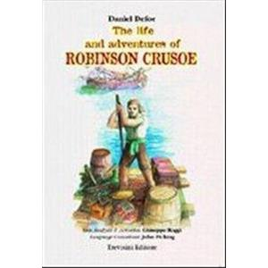 THE LIFE AND ADVENTURES OF ROBINSON CRUSOE + CD