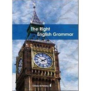 9793592 - THE RIGHT ENGLISH GRAMMAR.