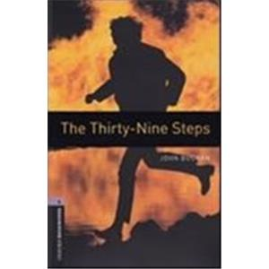 47655 - THIRTY NINE STEPS + 2 CD