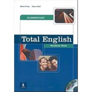 TOTAL ENGLISH - ELEMENTARY - WORKBOOK NO KEY + CD-ROM