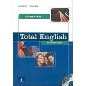 TOTAL ENGLISH - ELEMENTARY - WORKBOOK + CD ROM + KEY