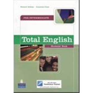 TOTAL ENGLISH - PRE-INTERMEDIATE - STUDENT'S BOOK