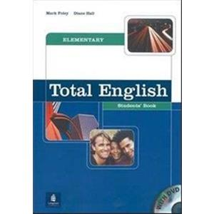 TOTAL ENGLISH - PRE-INTERMEDIATE - WORKBOOK NO KEY