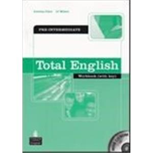 TOTAL ENGLISH - PRE-INTERMEDIATE - WORKBOOK + CD ROM