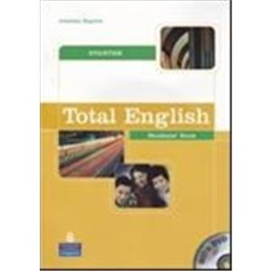 TOTAL ENGLISH - STARTER - STUDENT'S BOOK + DVD