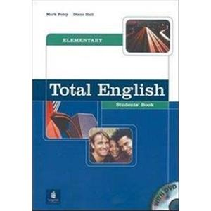 TOTAL ENGLISH - STARTER - WORKBOOK + CD-ROM