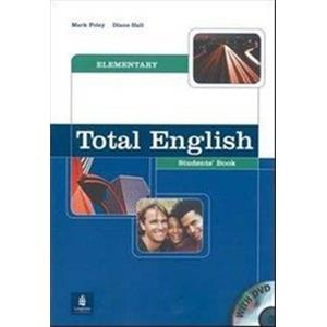 TOTAL ENGLISH - UPPER INTERMEDIATE - STUDENT'S BOOK + DVD