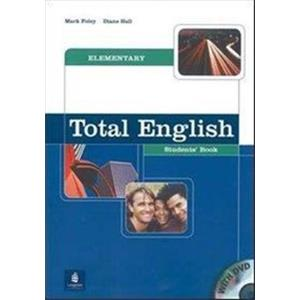 TOTAL ENGLISH - UPPER INTERMEDIATE - WORKBOOK NO KEY + CD ROM
