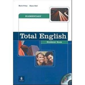 TOTAL ENGLISH - UPPER INTERMEDIATE - WORKBOOK WITH KEY