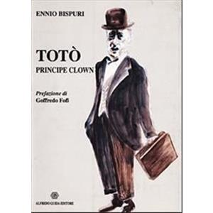 71455 - TOTO' PRINCIPE CLOWN