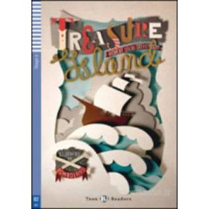 9960373 - TREASURE ISLAND. CON CD AUDIO. CON ESPANSIONE ONLINE