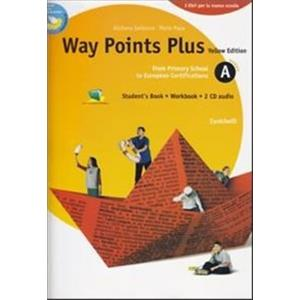 WAY POINTS YELLOW EDITION - MOD. A PLUS + 2 CD AUDIO