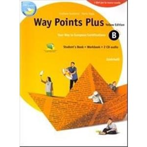 WAY POINTS YELLOW EDITION - MOD. B PLUS + 2 CD AUDIO