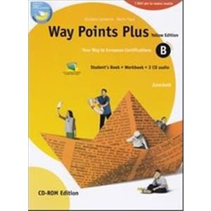 WAY POINTS YELLOW EDITION - MOD. B PLUS + CD-ROM