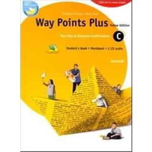 WAY POINTS YELLOW EDITION - MOD. C PLUS + 2 CD AUDIO