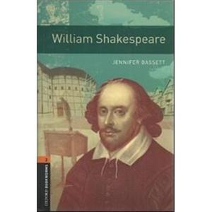 WILLIAM SHAKESPEARE + CD